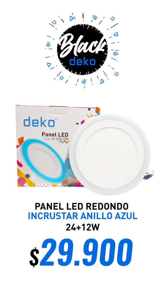 https://dekoei.com/producto/panel-led-redondo-incrustar-anillo-azul-124w-2/